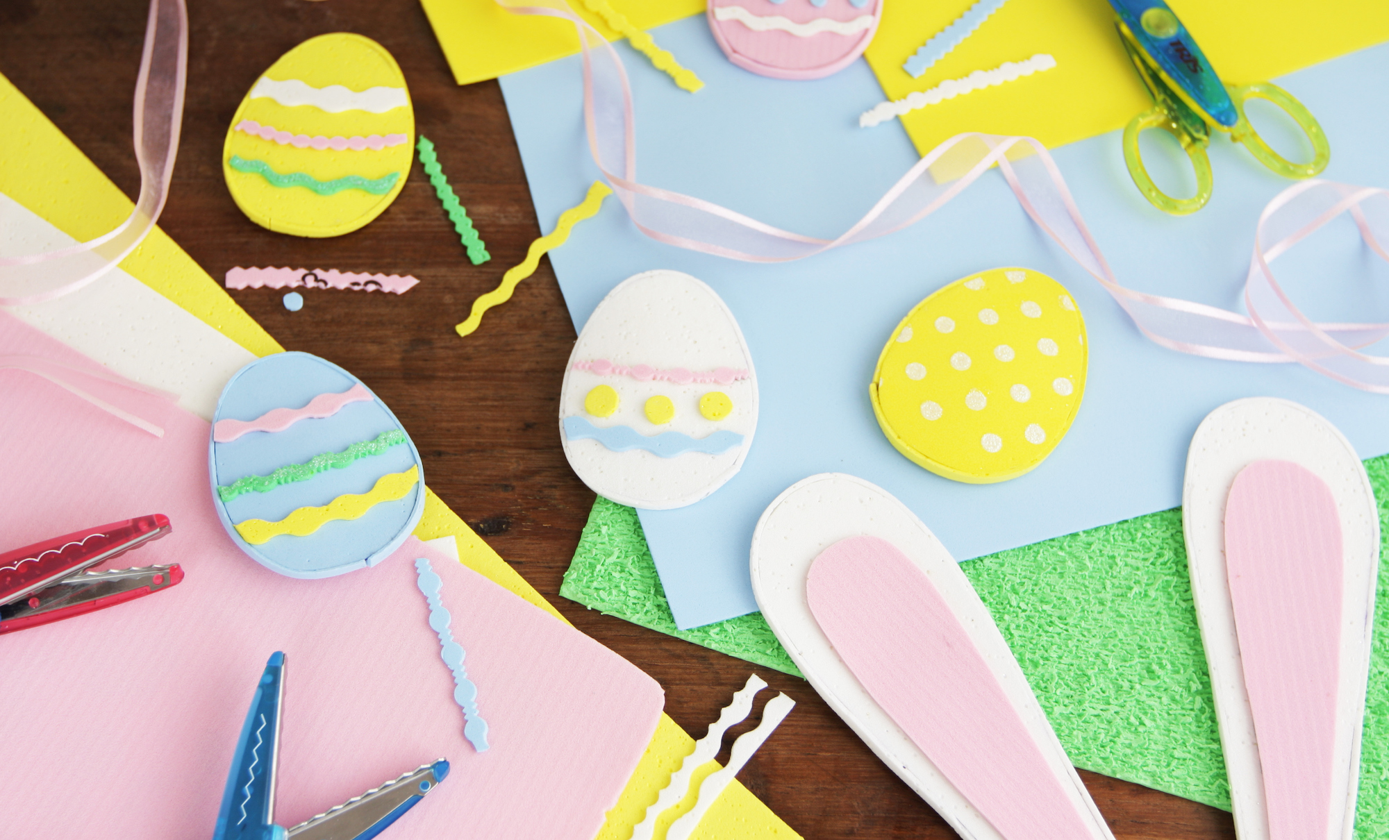 5 Quick and Easy Easter Crafts